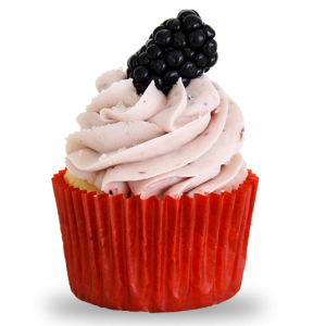 Blackberry-_Cupcake