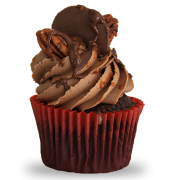 Chocolate-Turtle_Cupcake