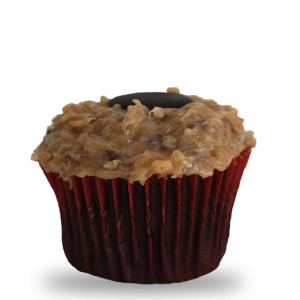 German-Chocolate_Cupcake